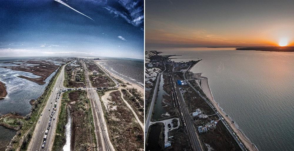 как доехать до ялты минуя украину